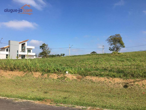 terreno à venda, 1250 m² por r$ 195.000 - condomínio village da serra - tremembé/sp - te0502