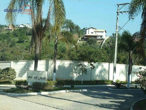 terreno à venda, 1267 m² por r$ 130.000,00 - bandeira branca ii - jacareí/sp - te0383