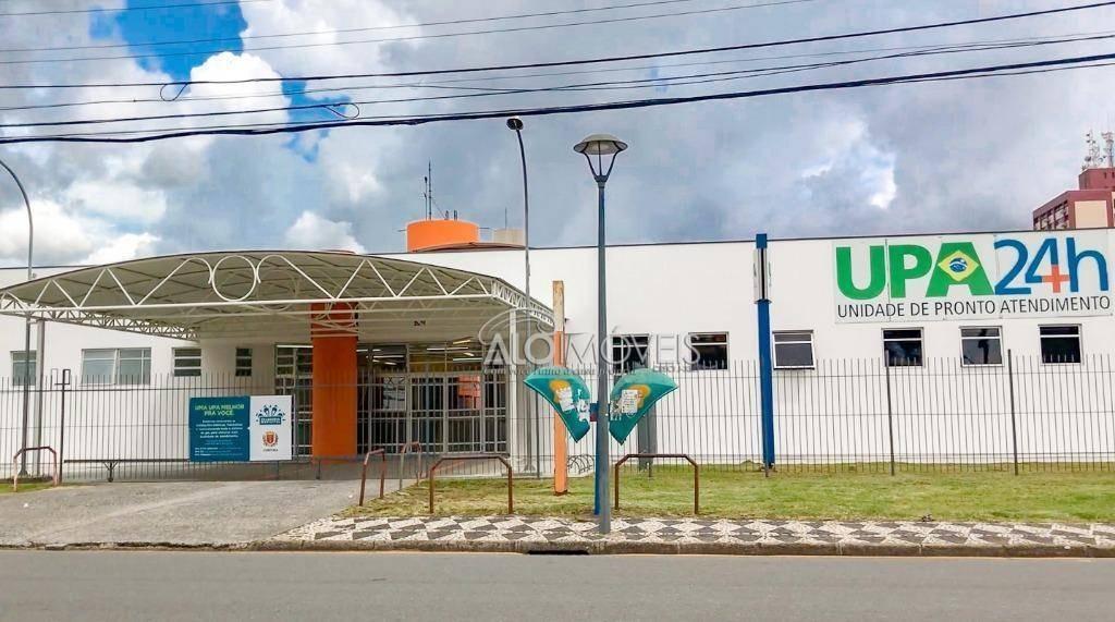 terreno à venda, 127 m² por r$ 196.998,01 - pinheirinho - curitiba/pr - te0123