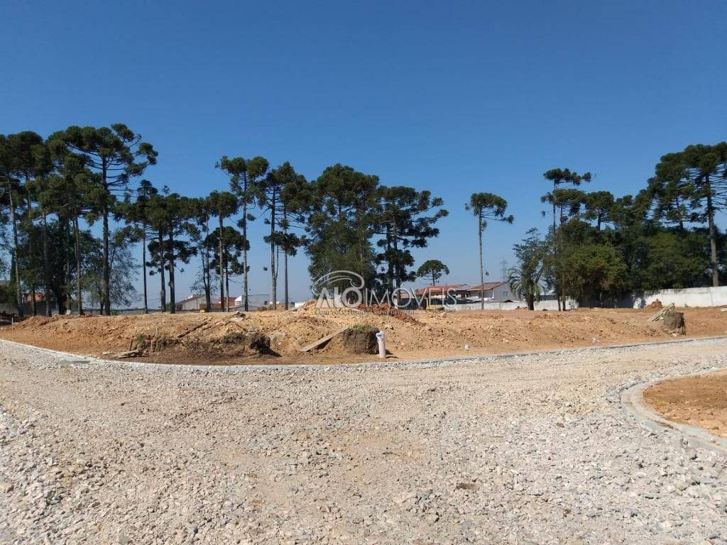 terreno à venda, 127 m² por r$ 196.998,01 - pinheirinho - curitiba/pr - te0124
