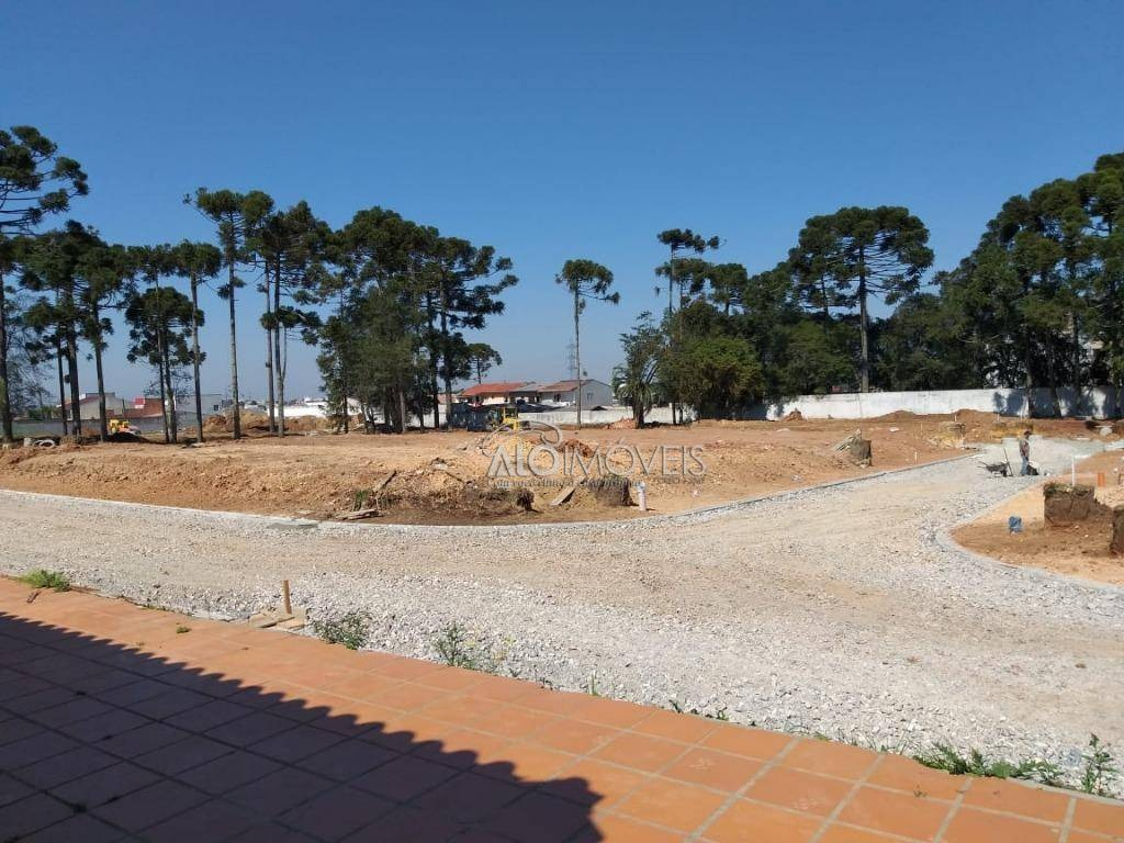 terreno à venda, 127 m² por r$ 196.998,01 - pinheirinho - curitiba/pr - te0126