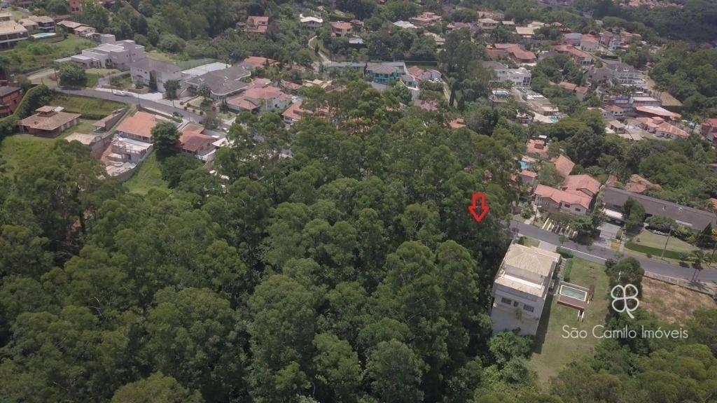 terreno à venda, 1290 m² por r$ 240.000 - granja 2 gleba 4 e 5 - granja viana ii - cotia/sp - te0239