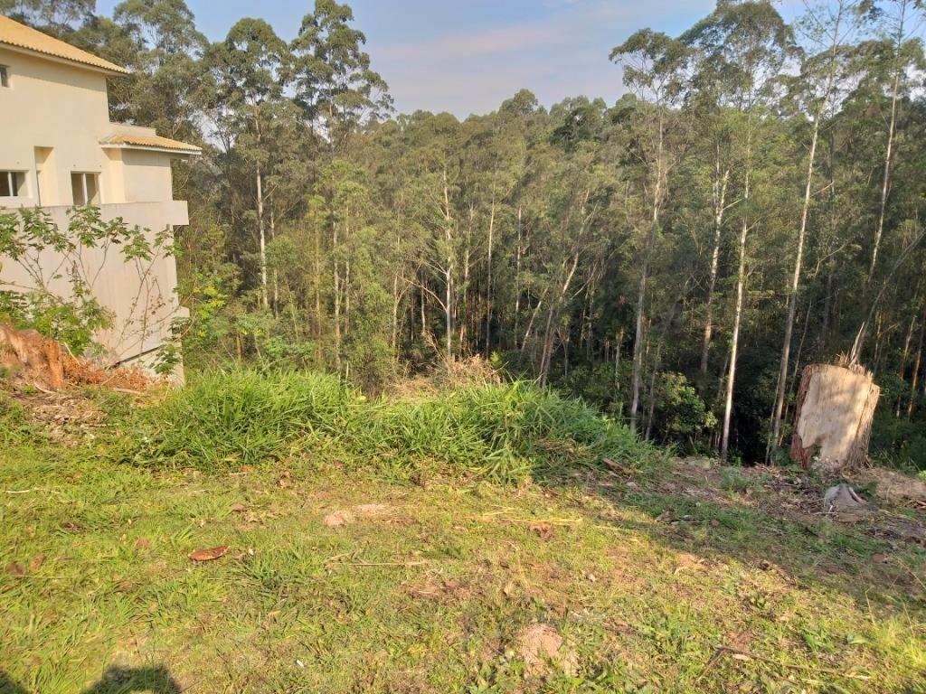 terreno à venda, 1290 m² por r$ 250.000,00 - granja viana ii gleba 4 e 5 - cotia/sp - te1057