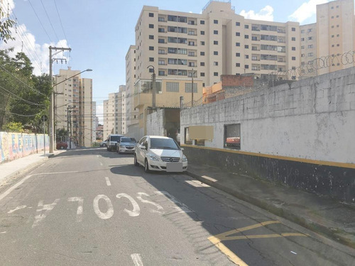 terreno à venda, 1300 m²- macedo - guarulhos/sp - te0419