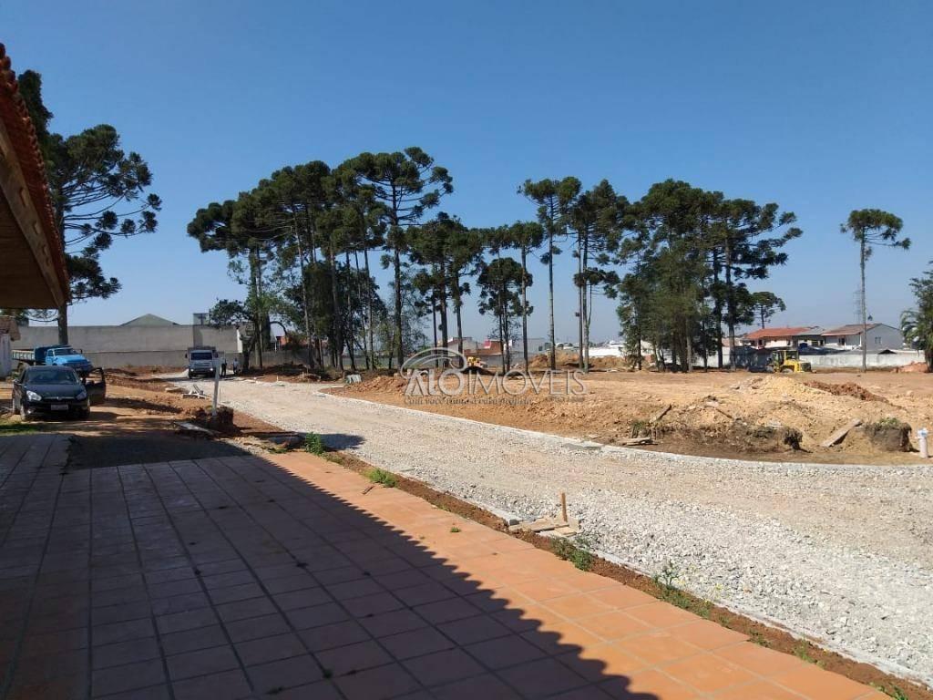 terreno à venda, 133 m² por r$ 205.024,13 - pinheirinho - curitiba/pr - te0128
