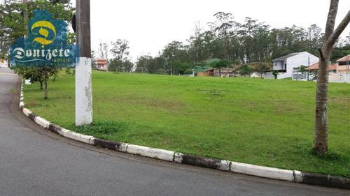 terreno à venda, 136 m² por r$ 274.850,00 - parque são vicente - mauá/sp - te0736