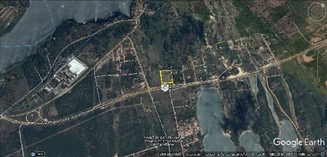 terreno à venda, 14000 m² por r$ 750.000,00 - distrito industrial - são gonçalo do amarante/rn - te0690