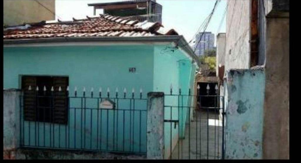 terreno à venda, 144 m² por r$ 260.000 - chácara belenzinho - são paulo/sp - te0099