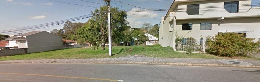 terreno à venda, 1440 m² por r$ 3.800.000,00 - centro - são josé dos pinhais/pr - te0047