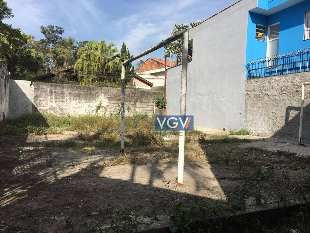 terreno à venda, 1442 m² por r$ 2.019.900,00 - horto florestal - são paulo/sp - te0133