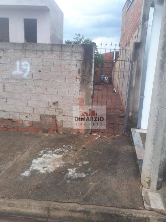 terreno à venda, 150 m² por r$ 128.000 - parque nova carioba - americana/sp - te0384