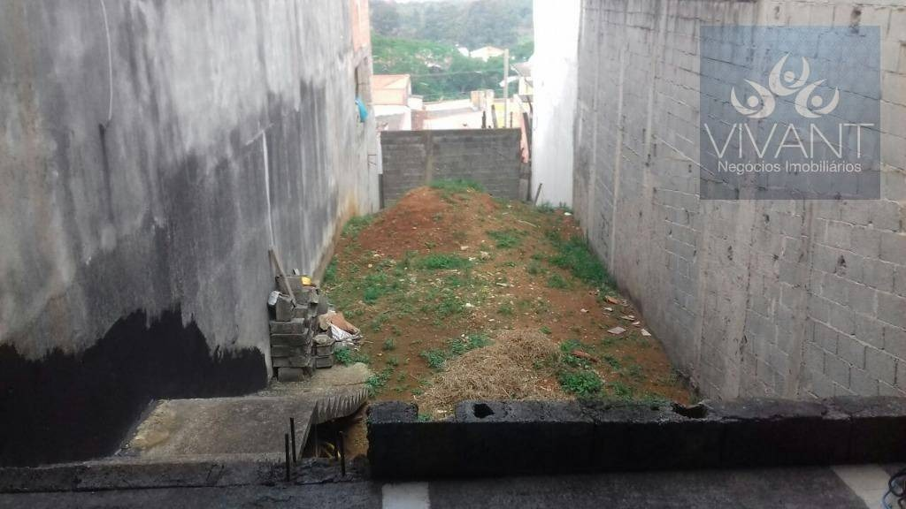 terreno à venda, 150 m² por r$ 180.000 - cidade edson - suzano/sp - te0051