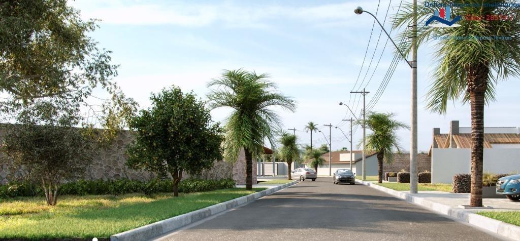 terreno à venda, 150 m² por r$ 95.000 - centro - cotia/sp - te0176