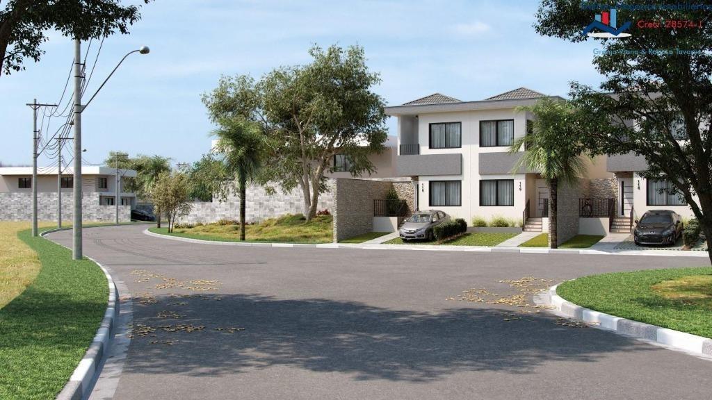terreno à venda, 150 m² por r$ 96.000 - centro - cotia/sp - te0153