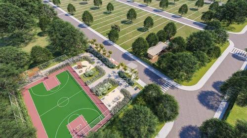 terreno à venda, 150 m², varandas terra brasilis - eusébio - eusébio/ce - te0250
