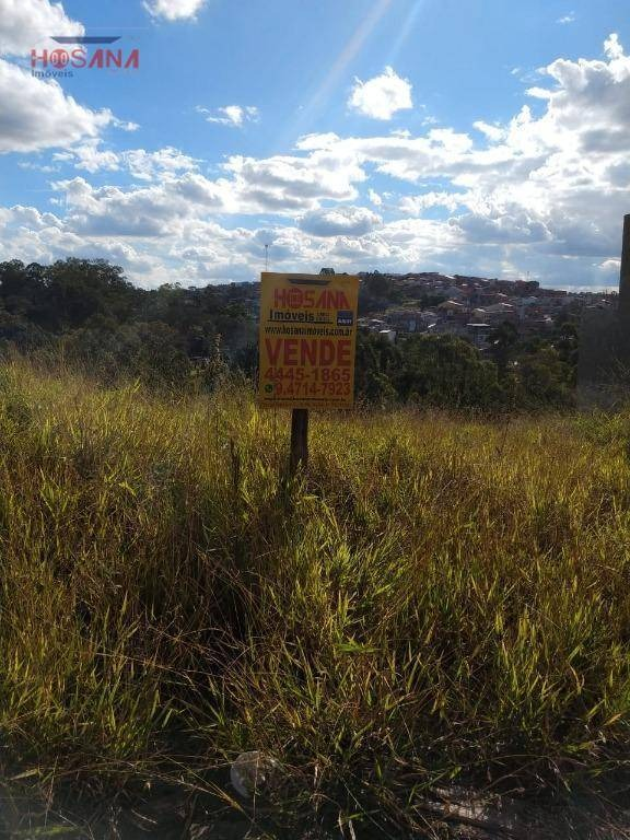 terreno à venda, 153 m² por r$ 80.000 - residencial santo antônio - franco da rocha/sp - te0321