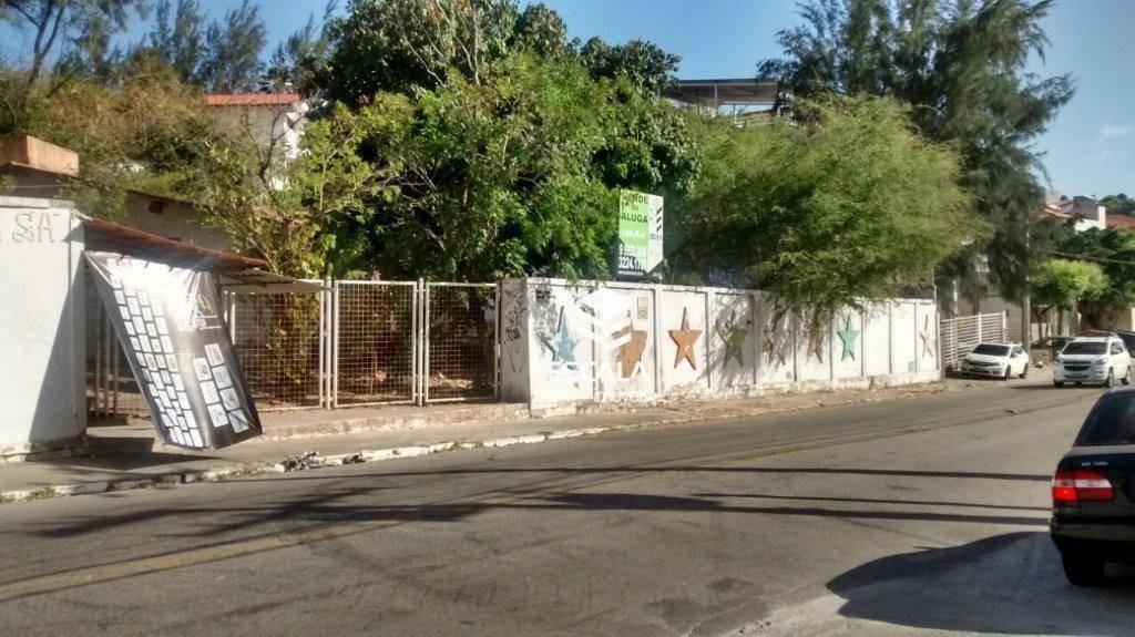 terreno à venda, 1541 m² por r$ 1.800.000 - de lourdes - fortaleza/ce - te0203