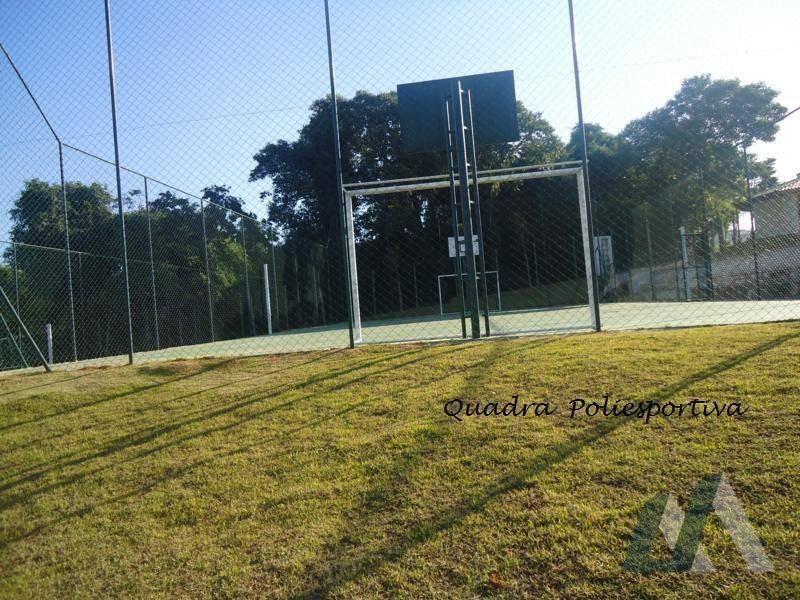 terreno à venda, 155 m² por r$ 125.000,00 - condomínio horto florestal ii - sorocaba/sp - te0695