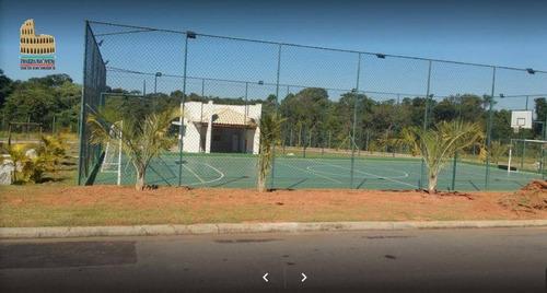 terreno à venda, 160 m² por r$ 90.000 - cajuru do sul - sorocaba/sp - te0082