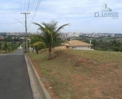 terreno à venda, 1600 m²  - cond. fechado - entrada de -  (sousas) - campinas/sp - te3479