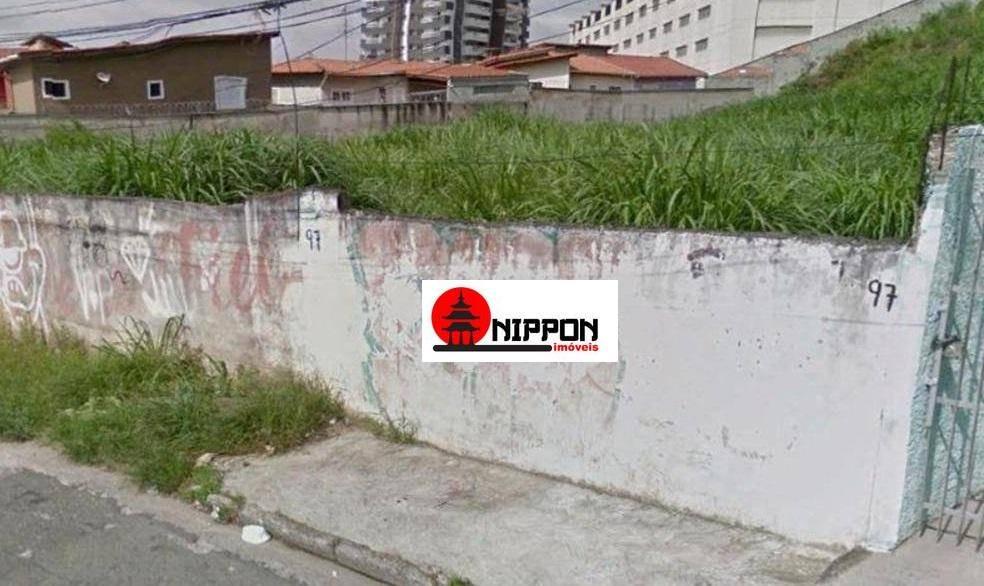 terreno à venda, 1600 m² por r$ 6.500.000 - vila rosália - guarulhos/sp - te0021