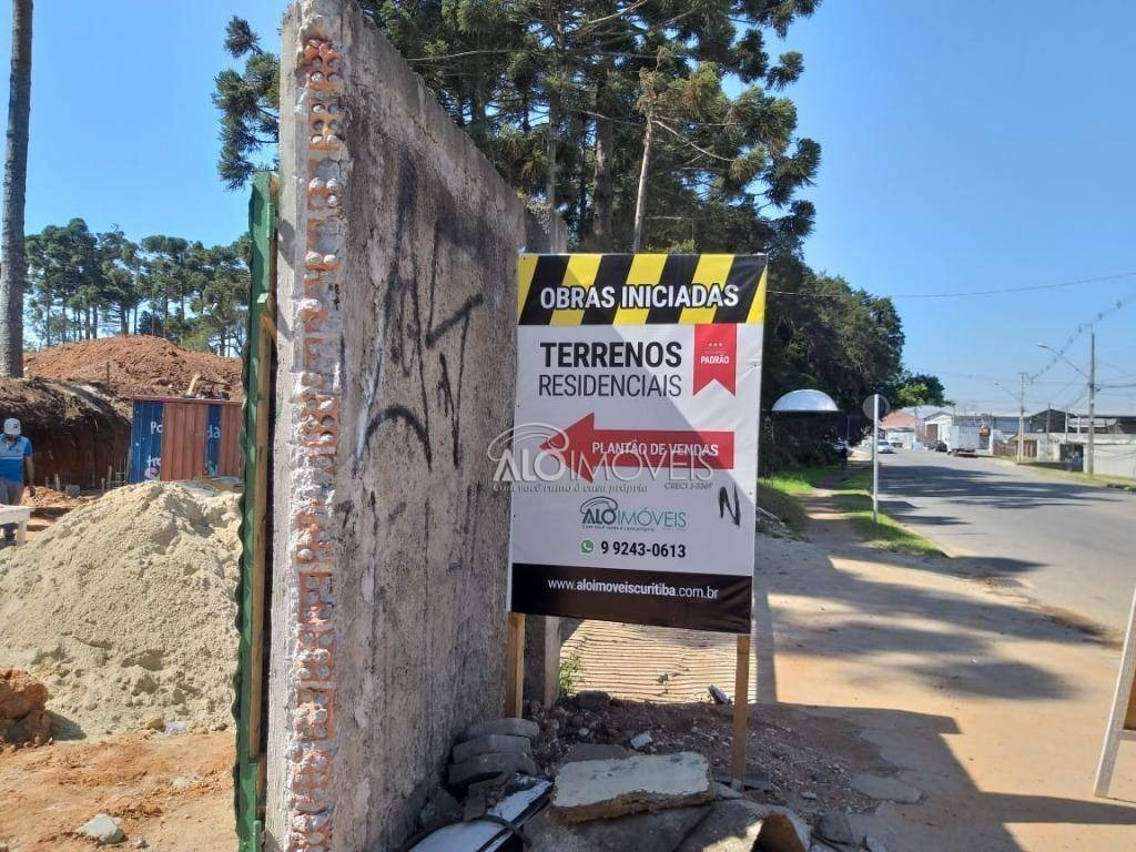 terreno à venda, 164 m² por r$ 235.988,73 - pinheirinho - curitiba/pr - te0146