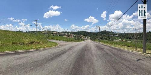 terreno à venda, 1646 m² por r$ 370.422 - condominio fechado - guararema/sp - te0039
