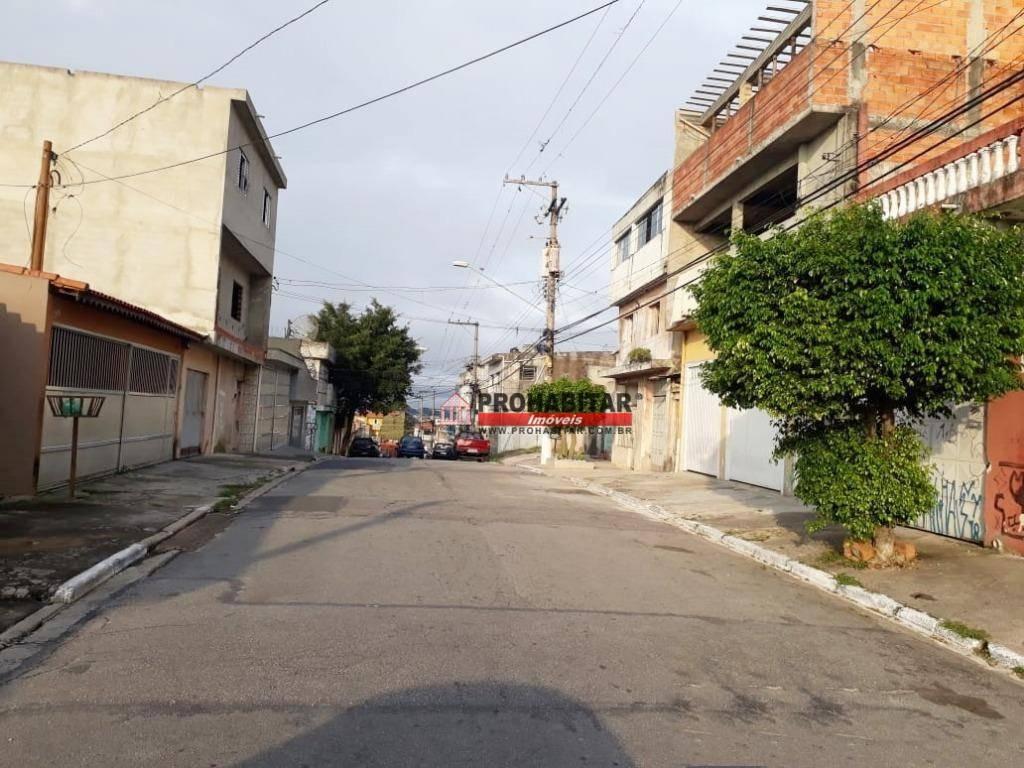 terreno à venda, 168 m² por r$ 300.000 - parque planalto - são paulo/sp - te0989