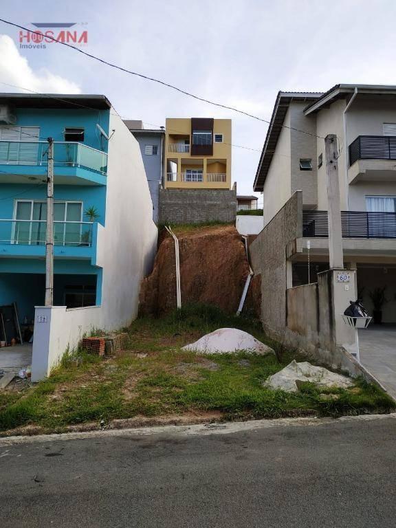 terreno à venda, 171 m² por r$ 155.000 - villa verde - franco da rocha/sp - te0300