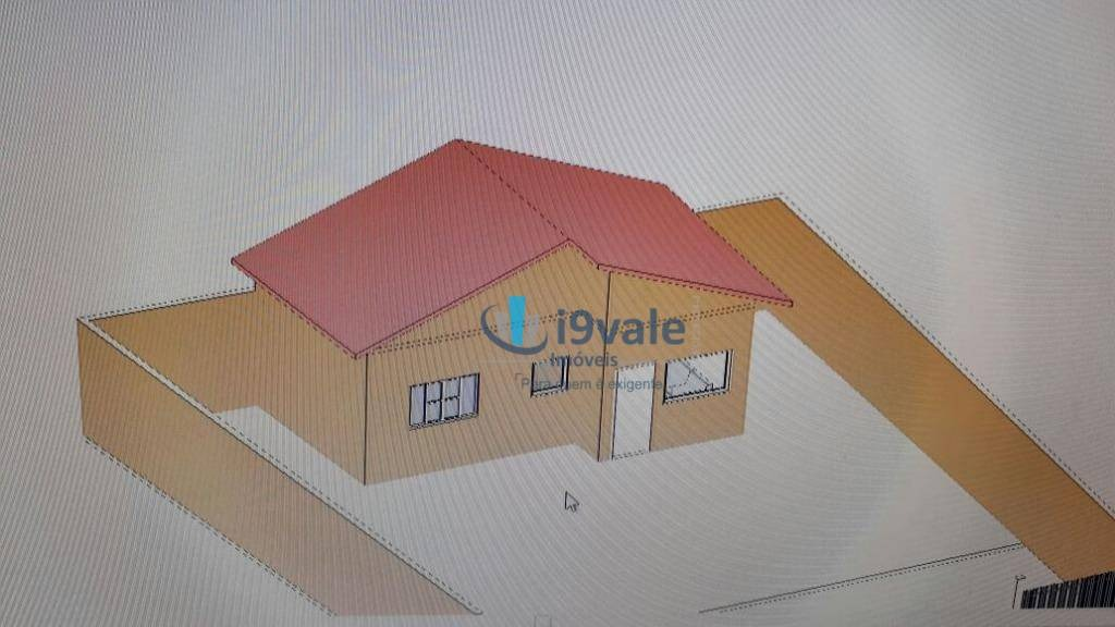 terreno à venda, 175 m² no  residencial parque dos sinos - jacareí/sp - te0426