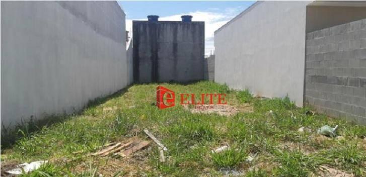 terreno à venda, 175 m² por r$ 115.000,00 - residencial parque dos sinos - jacareí/sp - te1069