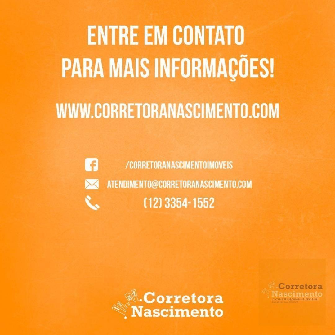 terreno à venda, 175 m² por r$ 120.000,00 - residencial parque dos sinos - jacareí/sp - te0427