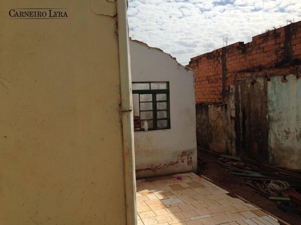 terreno à venda, 175 m² por r$ 150.000 - jardim ferreira dias - jaú/sp - te0204