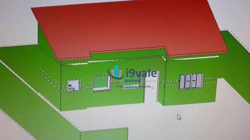 terreno à venda, 175 m - residencial parque dos sinos - jacareí/sp - te0417