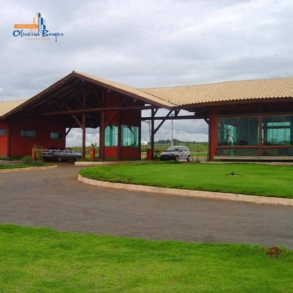terreno à venda, 1800 m² por r$ 115.000 - zona rural - terezópolis de goiás/go - te0525