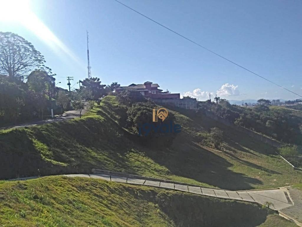 terreno à venda, 1905 m² por r$ 535.000 - parque mirante do vale - jacareí/sp - te0548