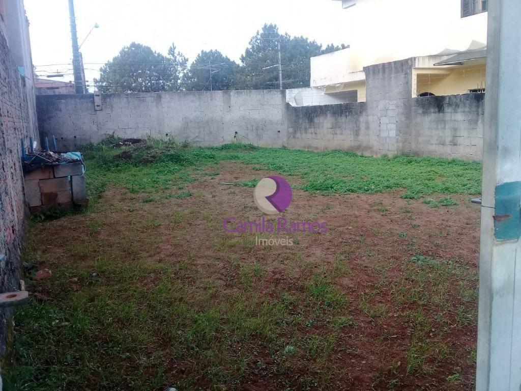 terreno à venda, 195 m²  cidade edson - suzano/sp - te0133