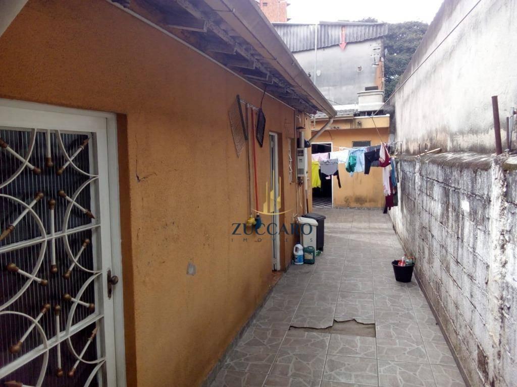 terreno à venda, 197 m² por r$ 380.000 - centro - guarulhos/sp - te0813