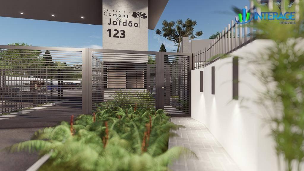 terreno à venda, 1973 m² por r$ 653.860,35 - santa felicidade - curitiba/pr - te0071