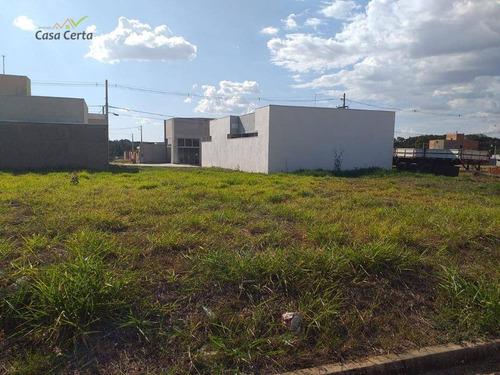 terreno à venda, 200 m² - jardim santa marta - mogi guaçu/sp - te0224
