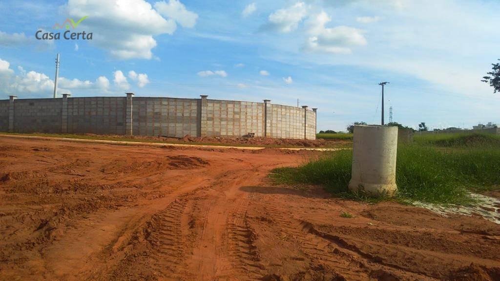 terreno à venda, 200 m² por r$ 148.000,00 - reserva da mata - mogi mirim/sp - te0203