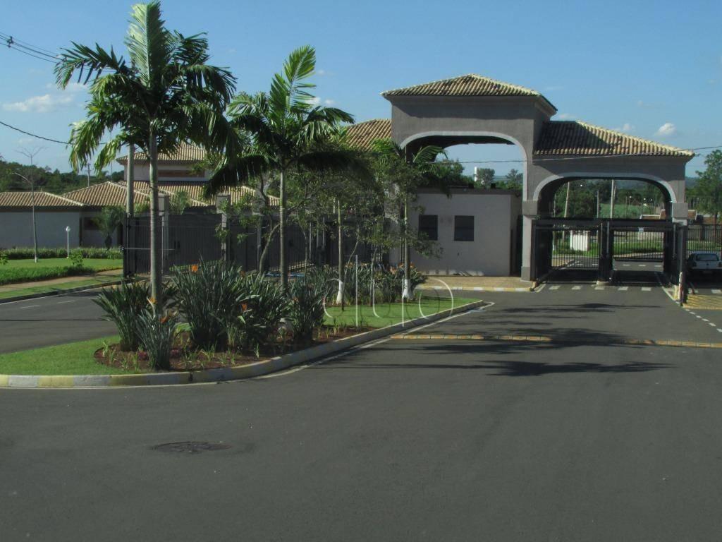 terreno à venda, 200 m² por r$ 160.000,00 - reserva das paineiras - piracicaba/sp - te0621