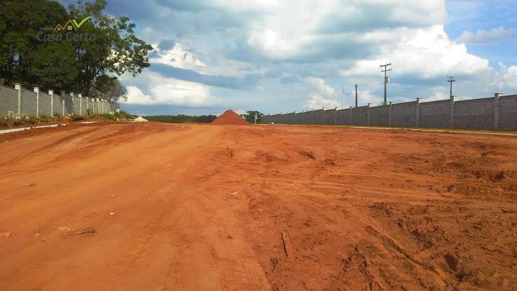 terreno à venda, 200 m² por r$ 167.720,00 - morro vermelho - mogi mirim/sp - te0208