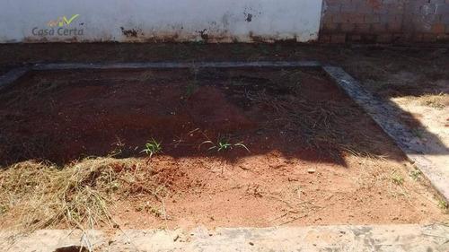 terreno à venda, 200 m² por r$ 170.000,00 - jardim zaniboni i - mogi guaçu/sp - te0212
