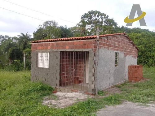 terreno à venda, 200 m² por r$ 30.000 - centro - igarassu/pe - te0009