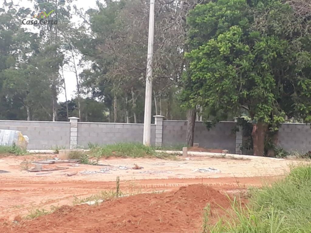 terreno à venda, 200 m² por r$ 50.000 - morro vermelho - mogi mirim/sp - te0198