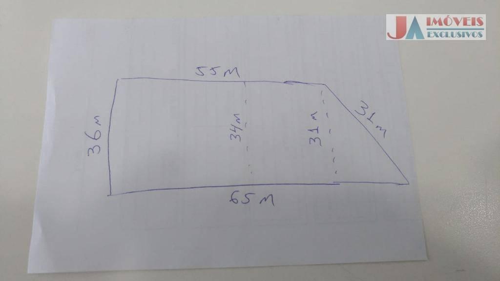 terreno à venda, 2000 m² por r$ 440.000,00 - icaraí - amontada/ce - te0053