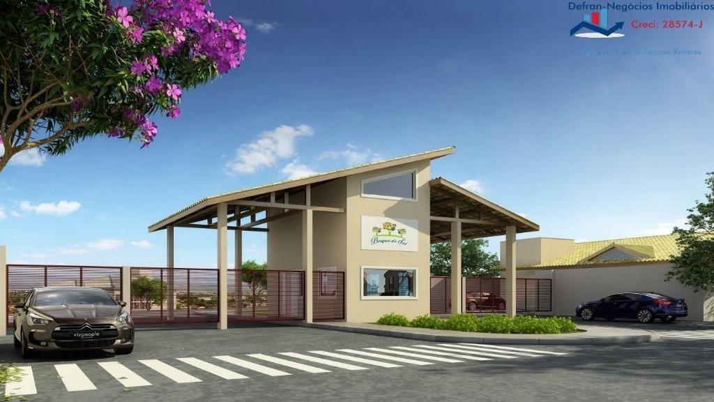 terreno à venda, 201 m² por r$ 122.500,00 - central - cotia/sp - te0154