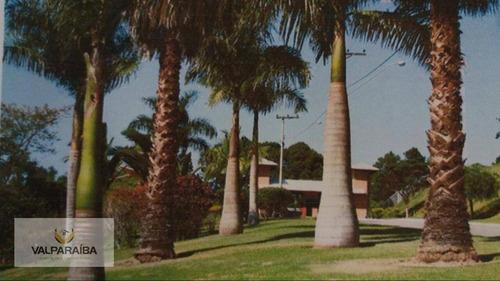 terreno à venda, 2074 m² por r$ 250.000,00 - village parahybuna - paraibuna/sp - te0017