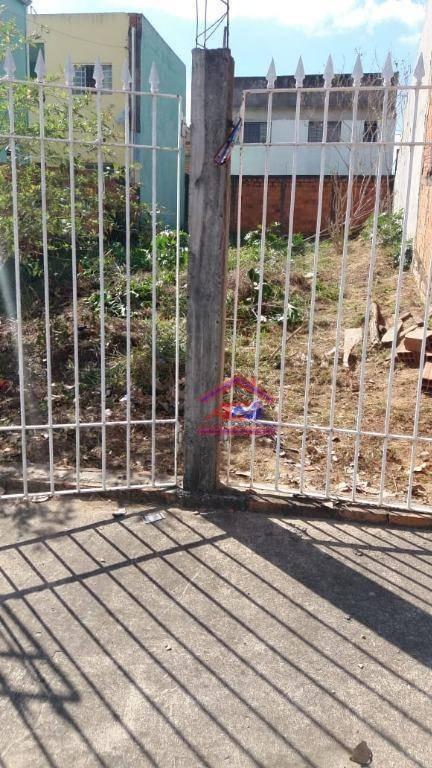 terreno à venda, 210 m² por r$ 90.000 - jardim são clemente - monte mor/sp - te0115